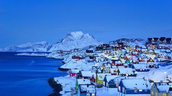 美国拟拓展北极圈地盘 将在格陵兰设立领事馆